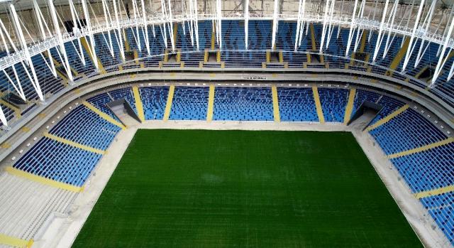 Yeni Adana Stadyumu yapımında sona gelindi 4 – 33