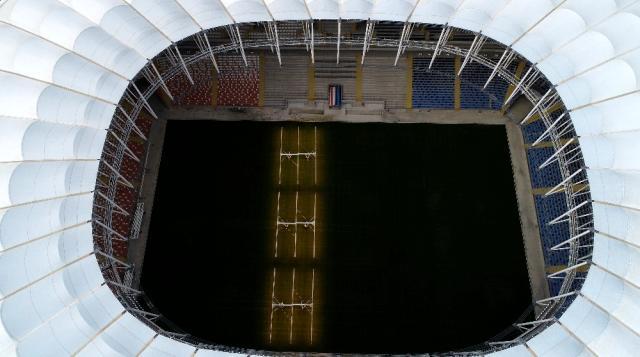 Yeni Adana Stadyumu yapımında sona gelindi 1 – 66