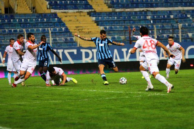 Adana Demirspor - Yılport Samsunspor 01.11.2020 25 – 7