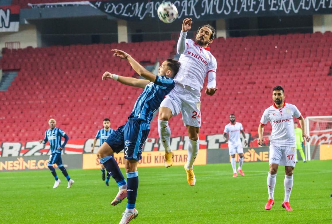 Maç Fotoğrafları   Samsunspor - Adana Demirspor 2 – 2