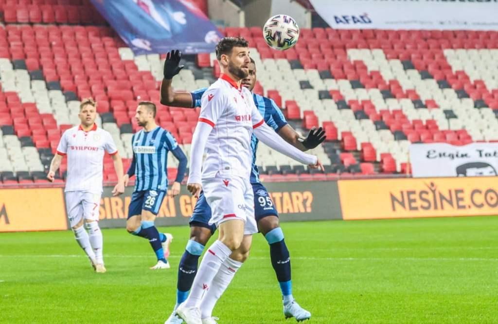 Maç Fotoğrafları   Samsunspor - Adana Demirspor 3 – 3