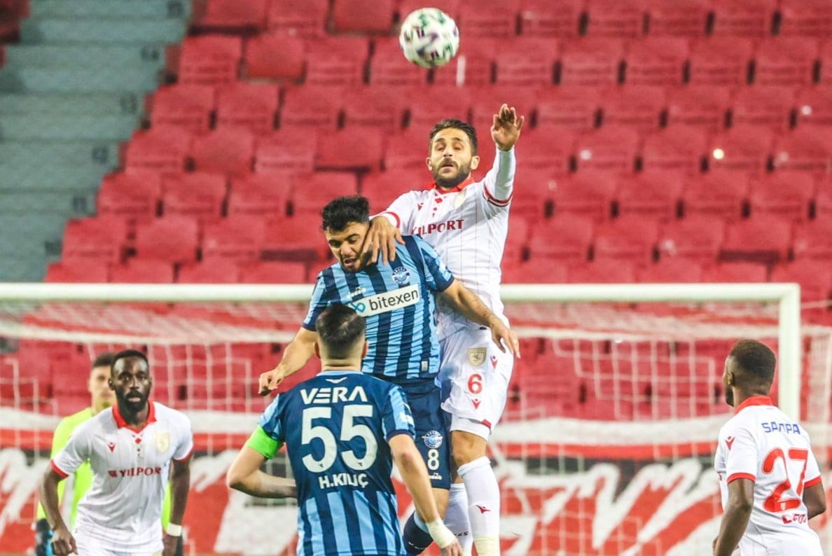 Maç Fotoğrafları   Samsunspor - Adana Demirspor 4 – 4
