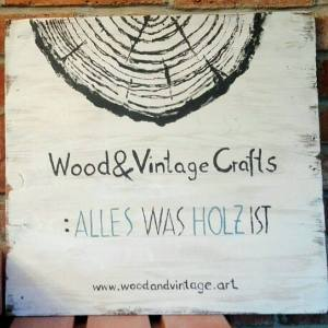 Wood & Vintage Crafts