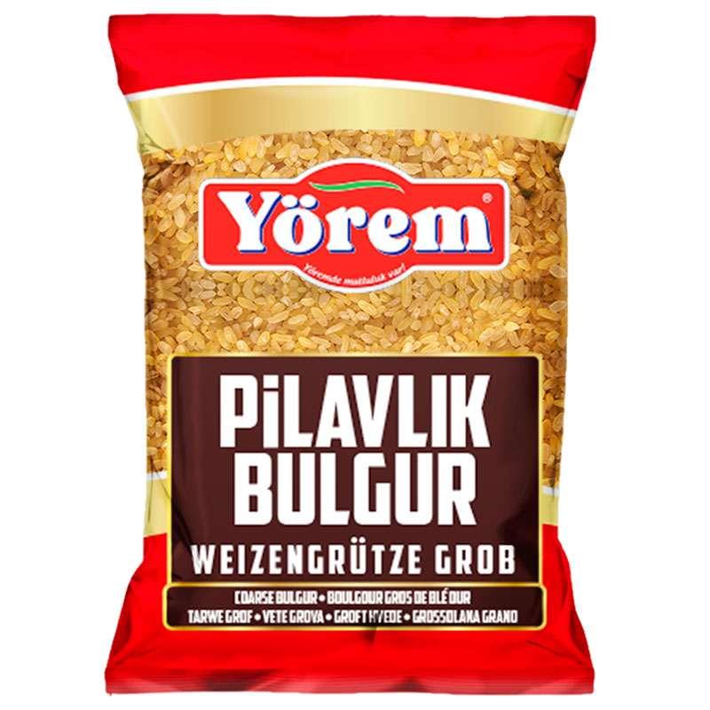 108046-Yörem-Pilavlik-Bulgur-5000g