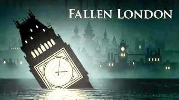 Fallen London Gameplay