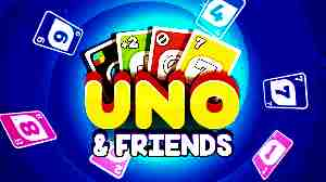Play Uno online with friends