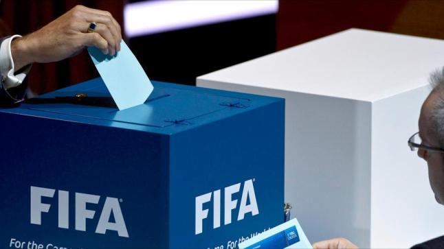 استبعاد حدوث نزاع على رئاسة الفيفا