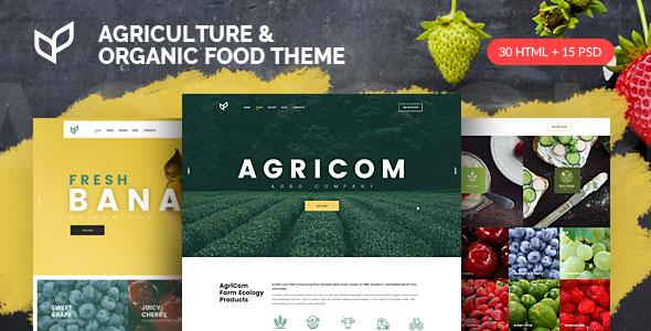Organium | Organic Food Products WordPress Theme - 8