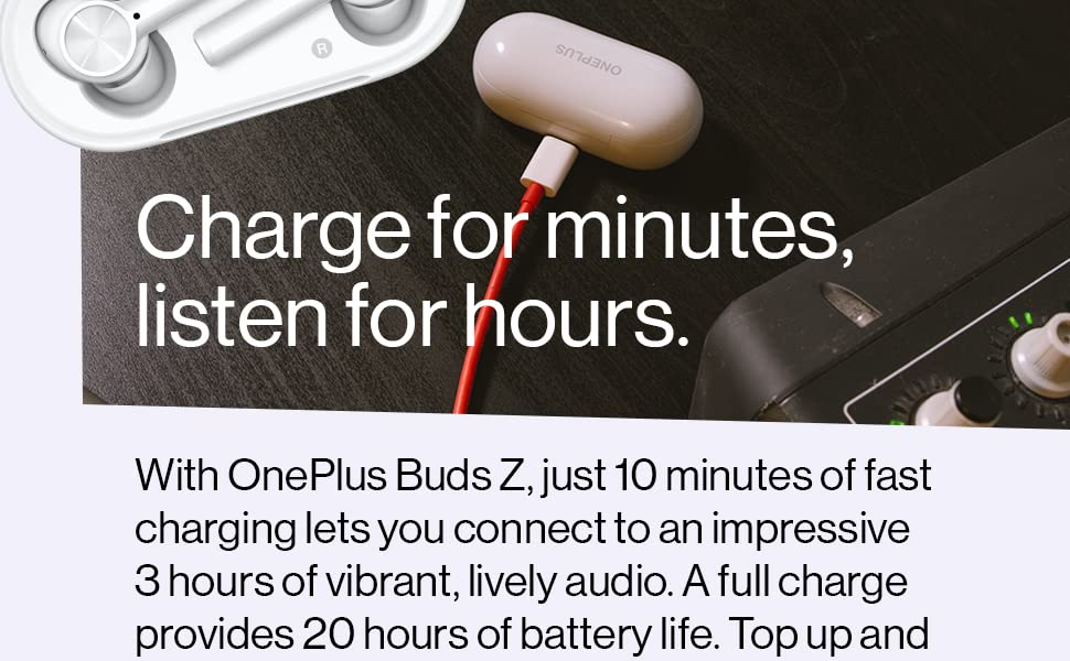 OnePlus Buds Wireless Z