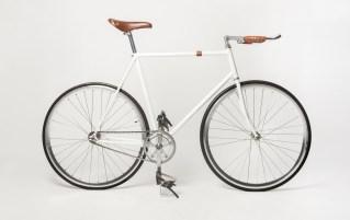 And a bike!