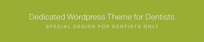 Dentist WordPress Theme | Dentist WP - 1
