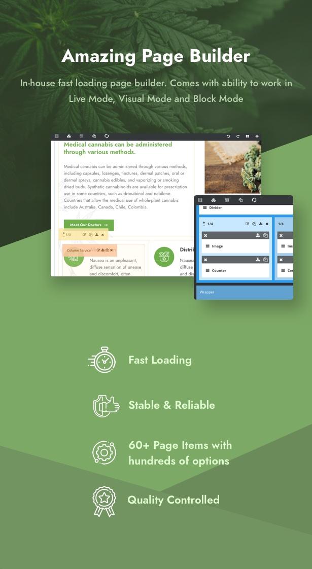 Cannamed - Cannabis & Marijuana WordPress - 8