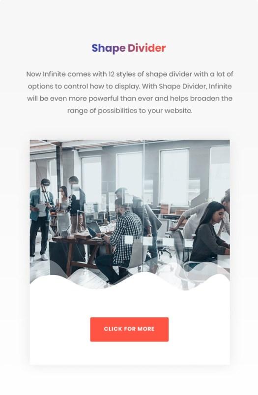 Infinite - Multipurpose WordPress Theme - 4