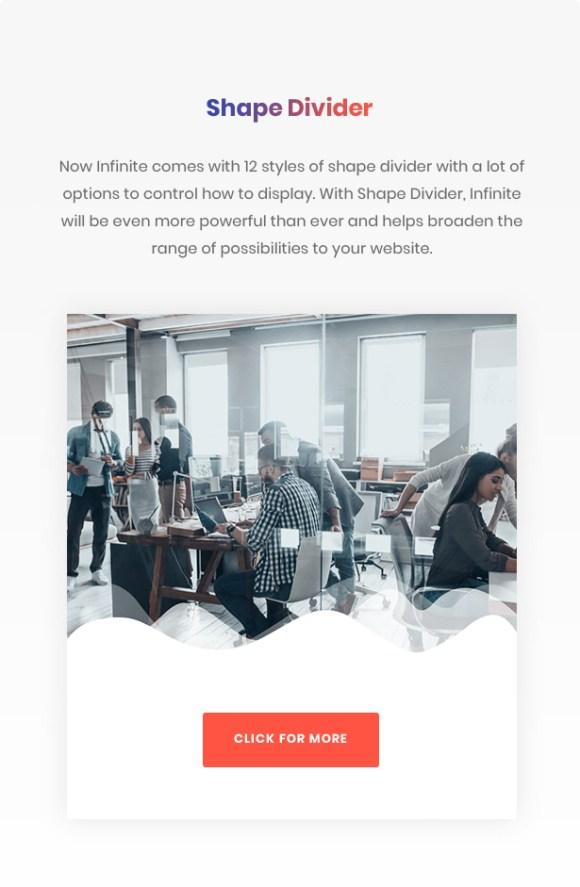 Infinite - Multipurpose WordPress Theme - 8
