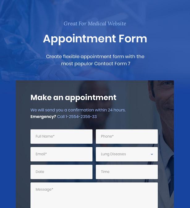 Mediz - Medical WordPress - 7