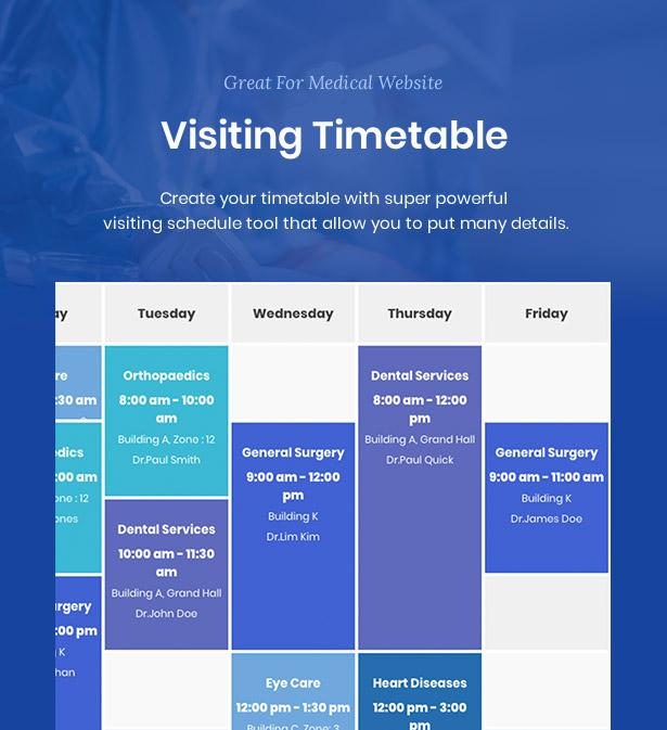 Mediz - Medical WordPress - 6