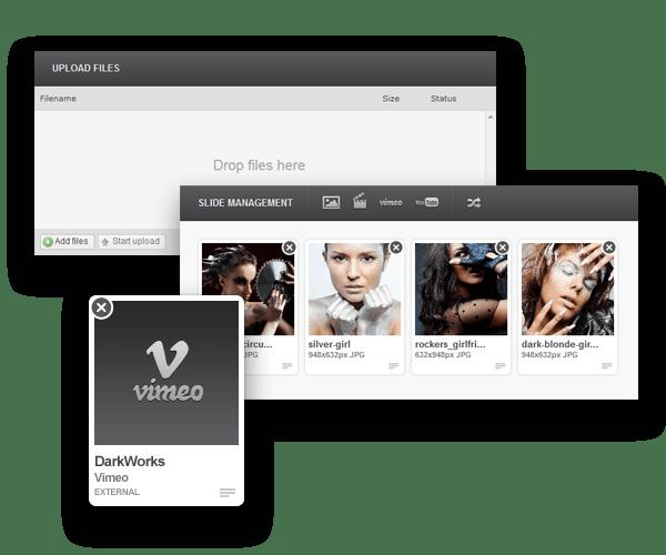 Konzept - Fullscreen Portfolio WordPress Theme 3
