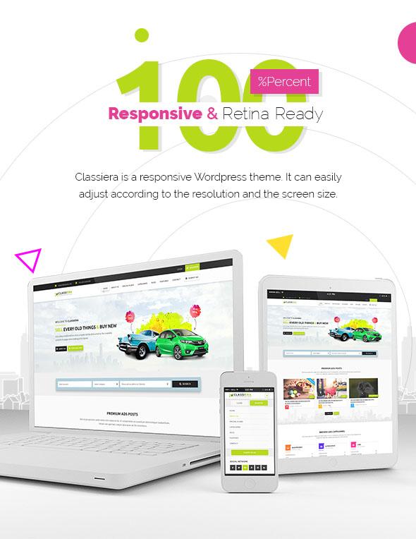 Classiera – Classified Ads WordPress Theme 26