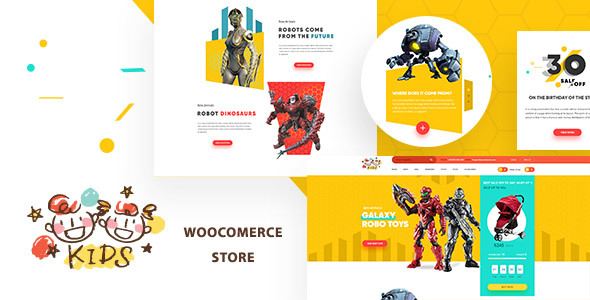Lincoln - Education Material Design WordPress Theme - 9
