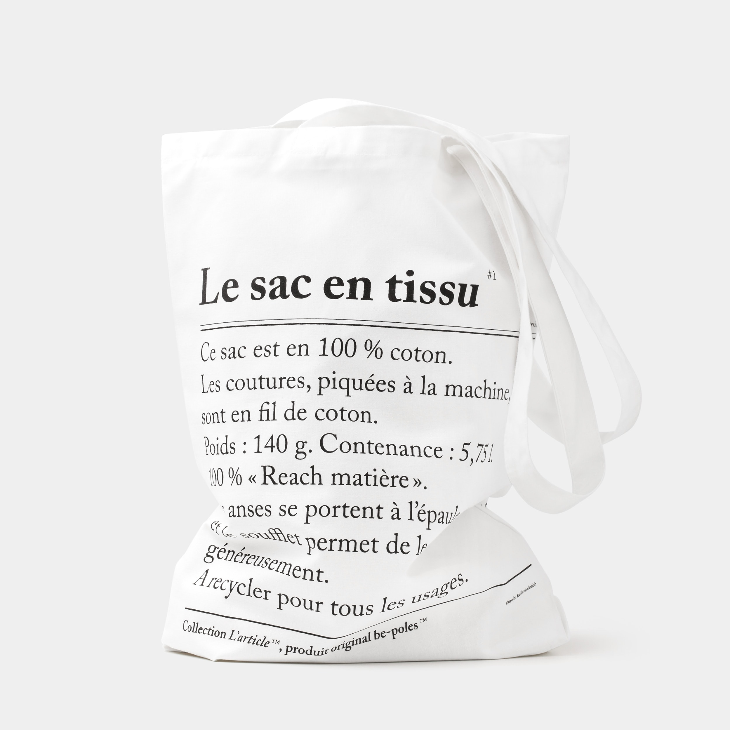L'Article Cloth Bag