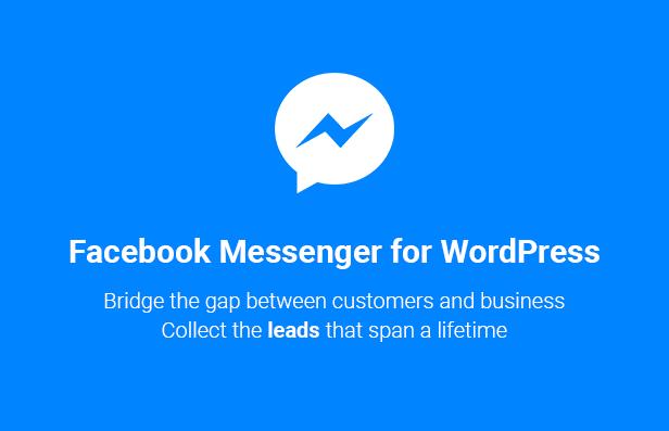 Facebook Messenger for WordPress 2