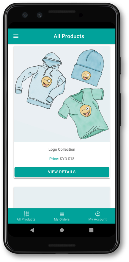 Ionic 5 Angular Android iOS Apps For WooCommerce Using InAppBrowser Web Checkout - 1