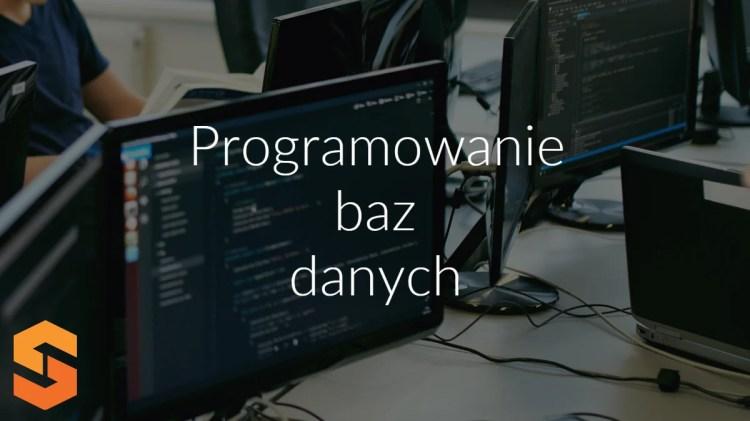 profesjonalne usługi informatyczne poznań,programowanie baz danych