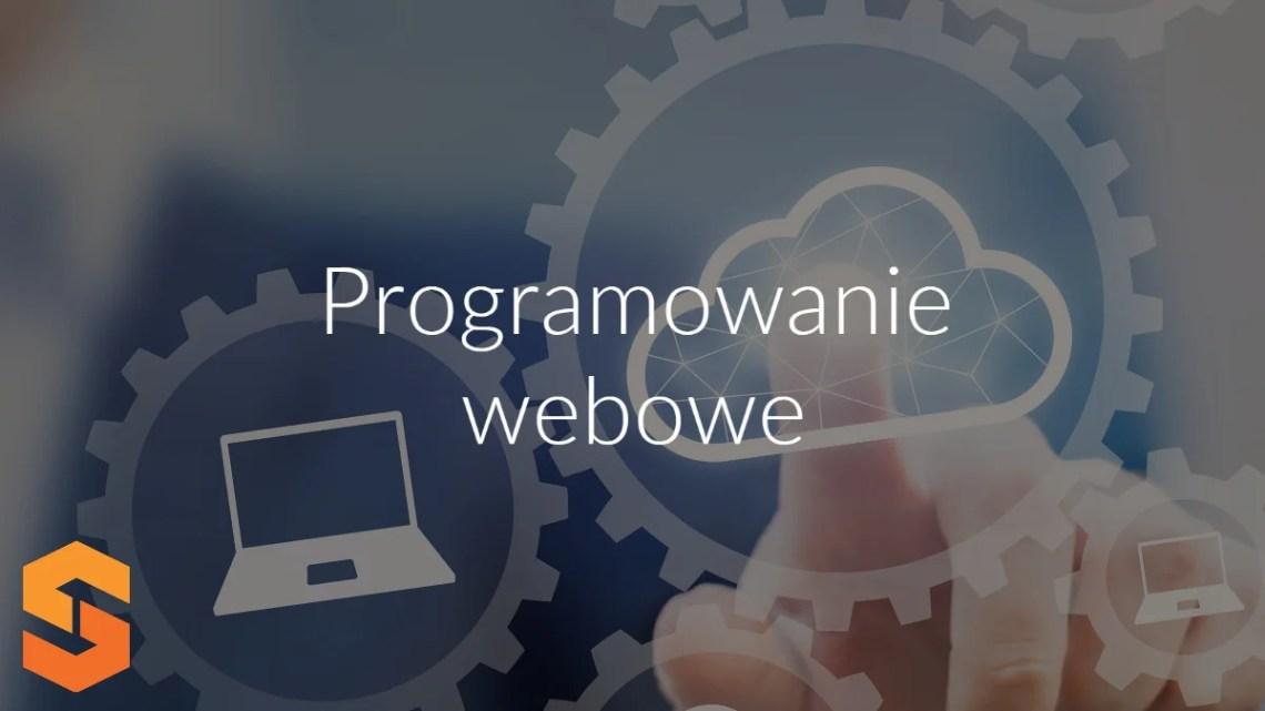 tworzenie programów na zamówienie,programowanie webowe
