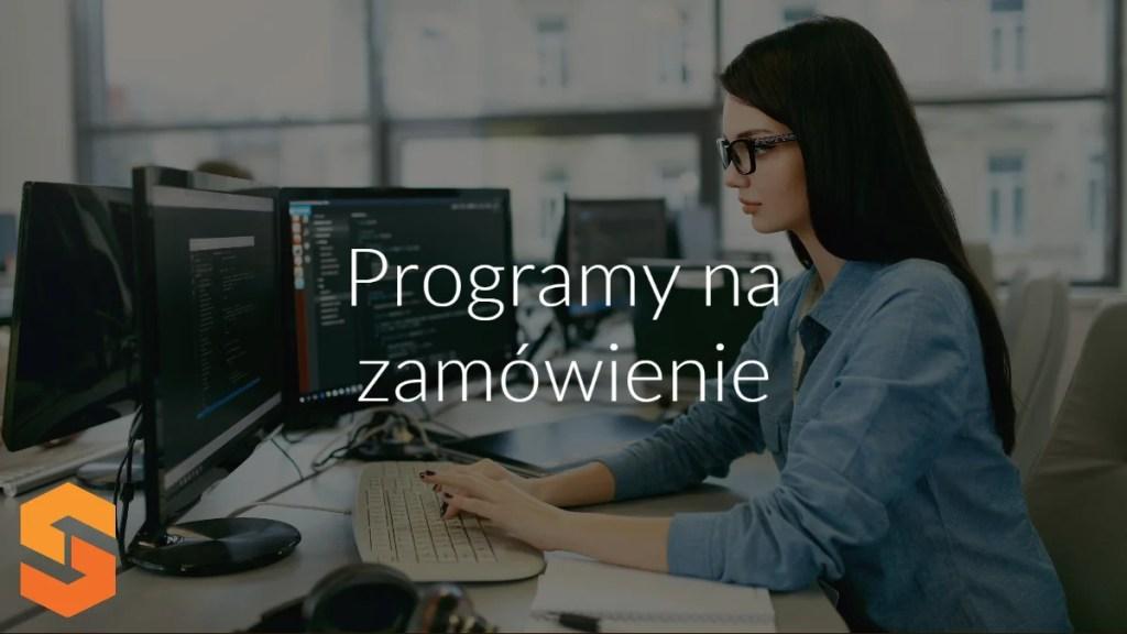 Programy na zamówienie