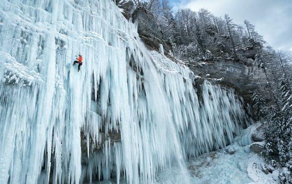 Adventure Sports – Ice Climbing
