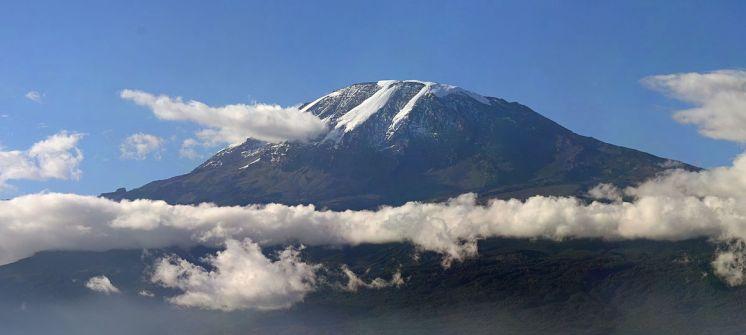 """Mount Kilimanjaro"" by Muhammad Mahdi Karim - Wikipedia"