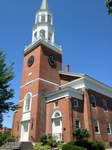 Burlington church