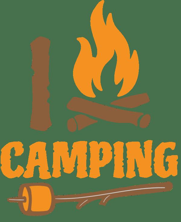 Download I love Camping - uDesign Demo / T-shirt Design Software