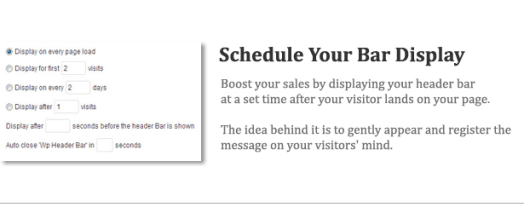 Wp Header Bar - WordPress Notification Bar - 9