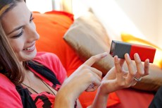 Lytro-Lifestyle-Red-Hot_Woman-on-Couch1