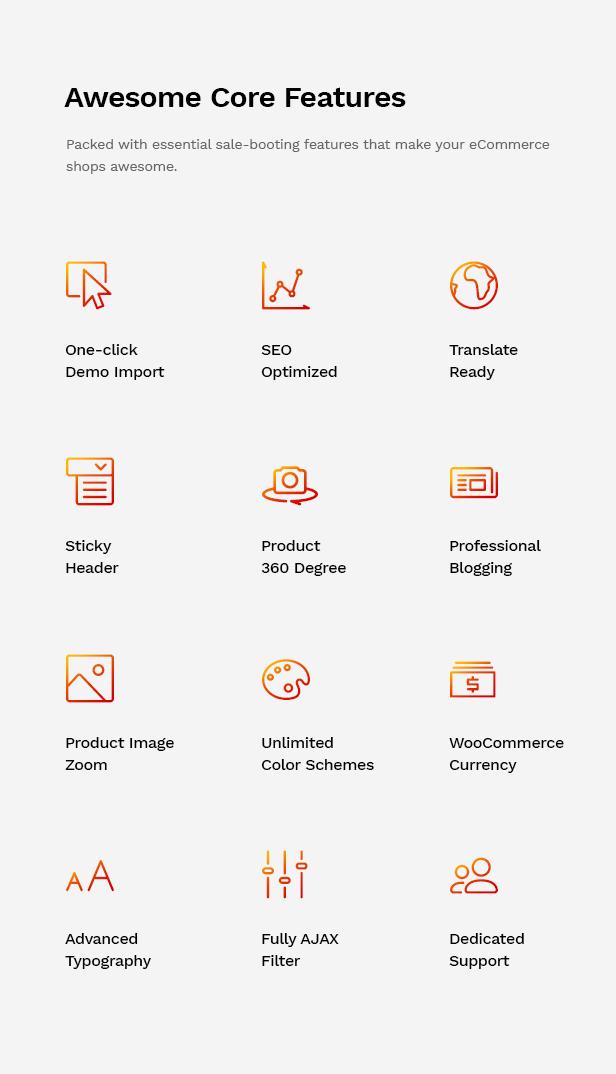 Martfury - WooCommerce Marketplace WordPress Theme - 30