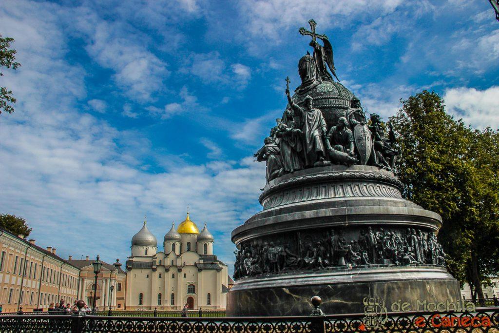 Veliky Novgorod - Russia