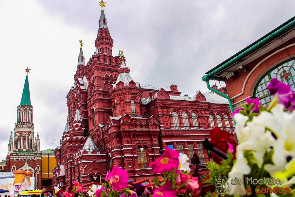 Russia - Praça Vermelha - Moscou