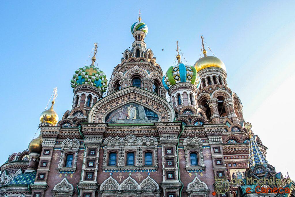 Russia -São Petersburgo