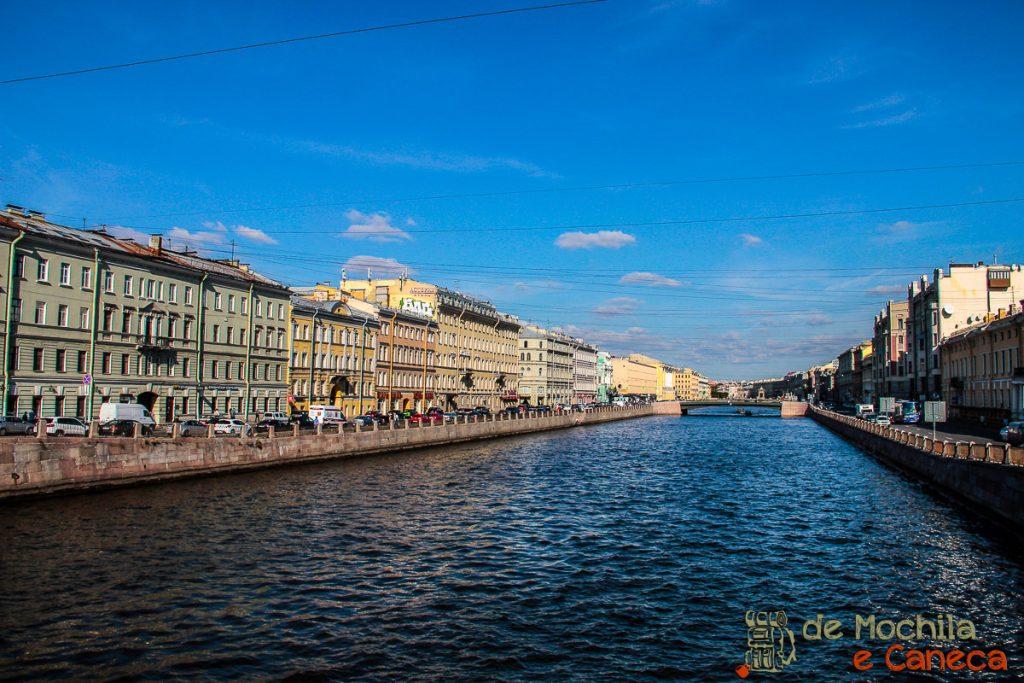 Russia-São Petersburgo