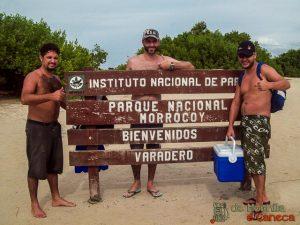 Cayo Varadero - Parque Nacional Morrocoy