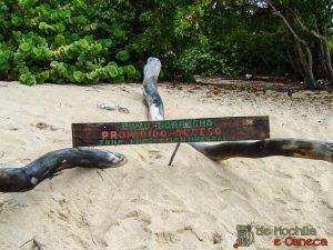 Cayo Borracho - Parque Nacional Morrocoy