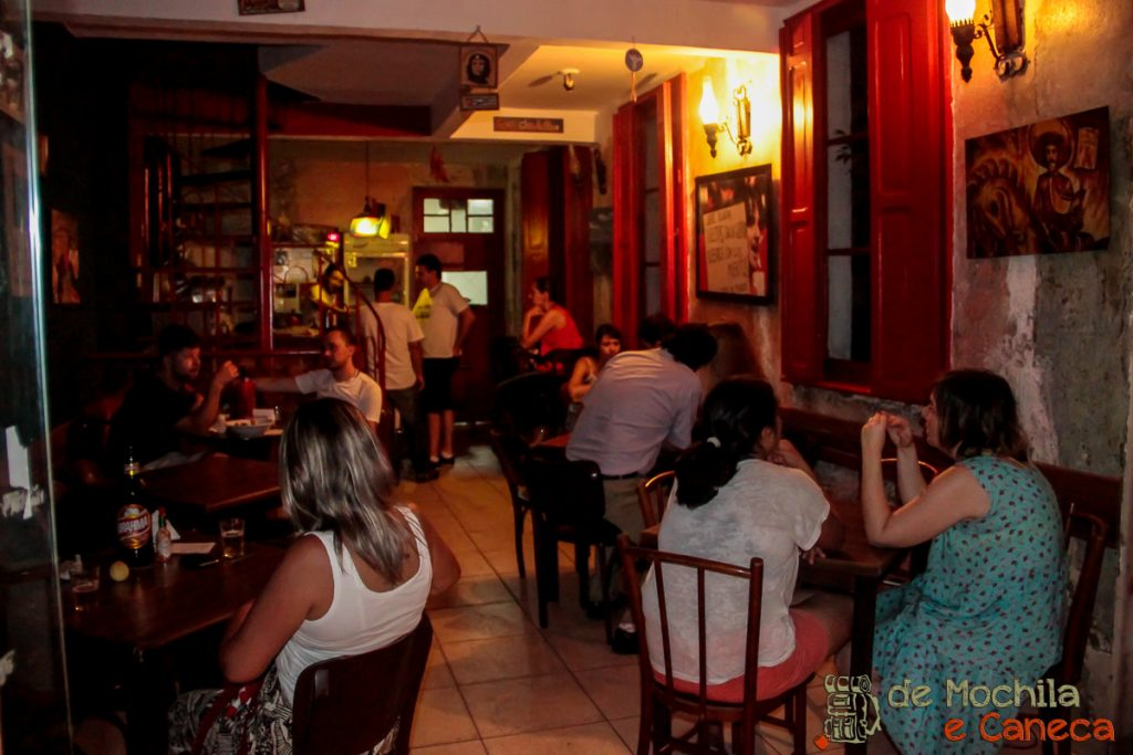 4 bares com temática latina em Curitiba.