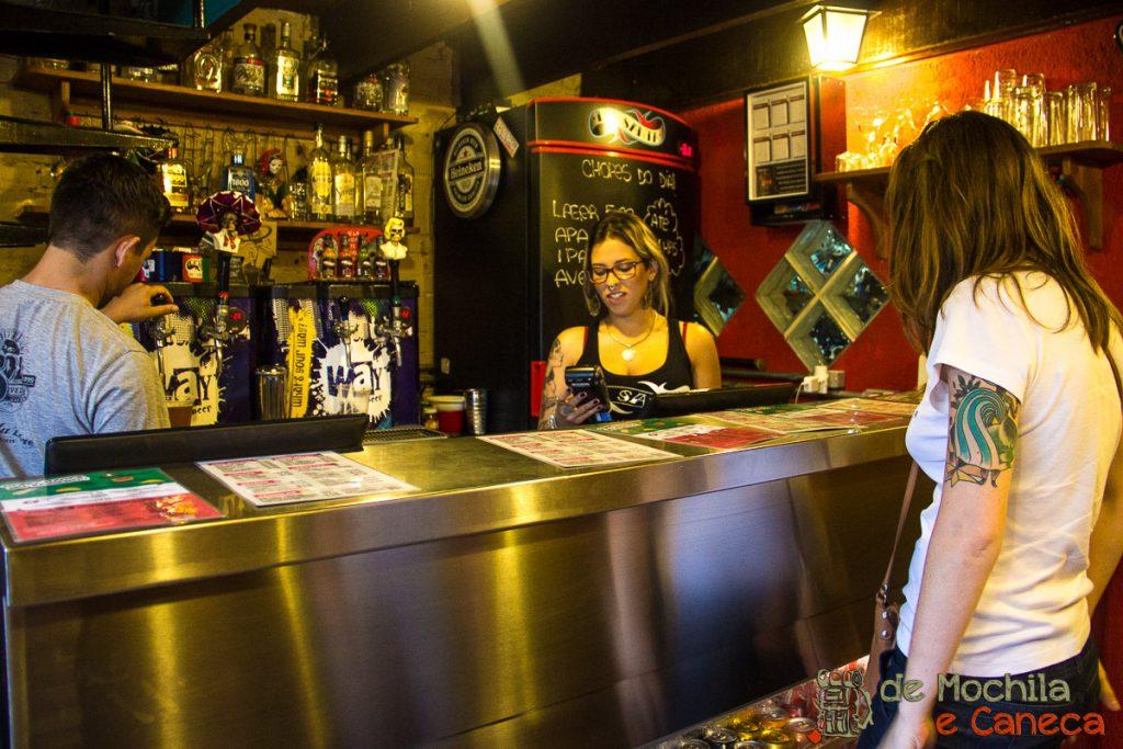 la santa bar