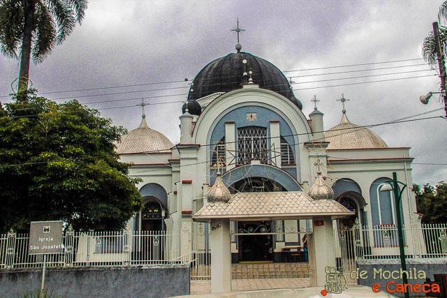 Igreja São Josafat.