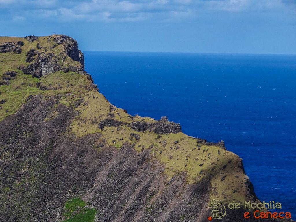 Vulcão Rano Kau