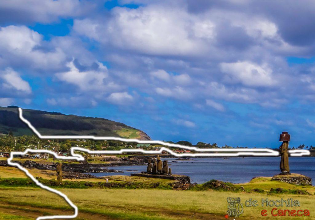 Vulcão Rano Kau Rapa Nui-47