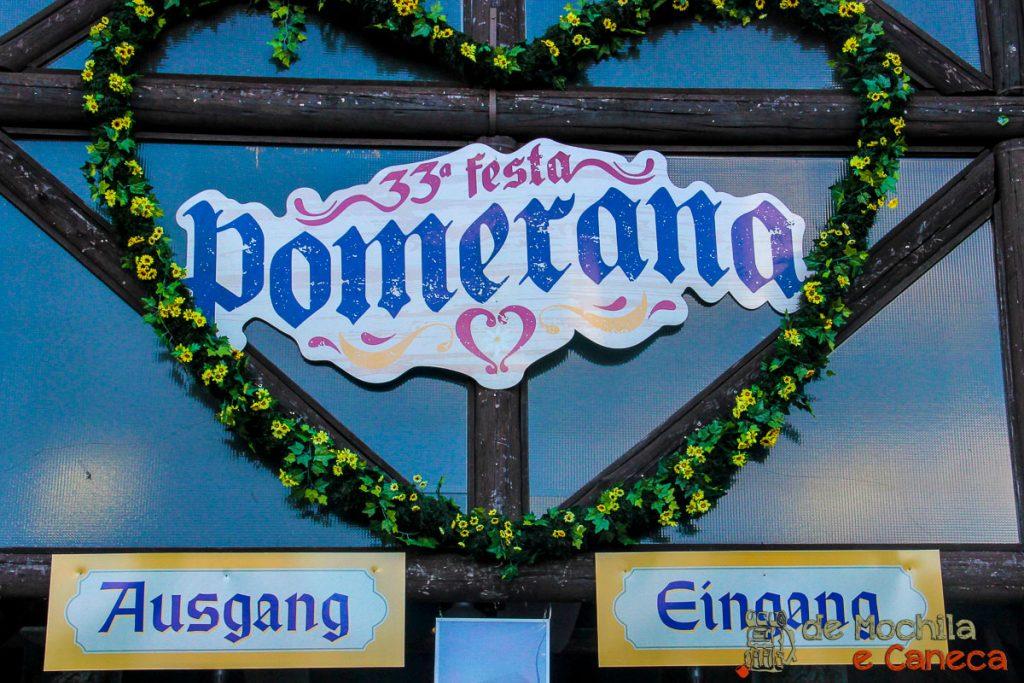 Festa Pomerana