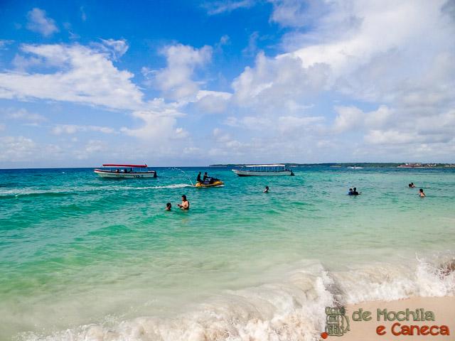 Isla del Rosario - Isla baru - Playa Blanca - Cartagena de Indias