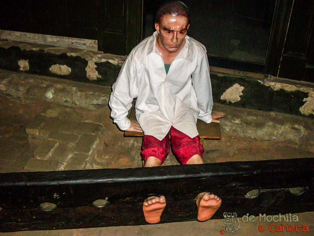 Museu da Inquisição de Lima-12